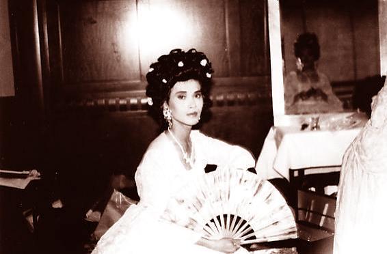 Thai Ta, 1994, photo by Le Nghia Quang Tuan